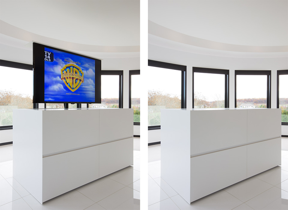 Nero TV Unit